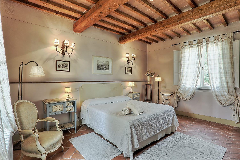 Sant' Angelo Toscana Il Fienile slaapkamer