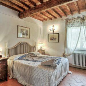 Il Nido slaapkamer