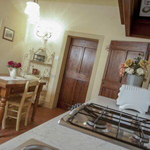 L' Oleandro keuken