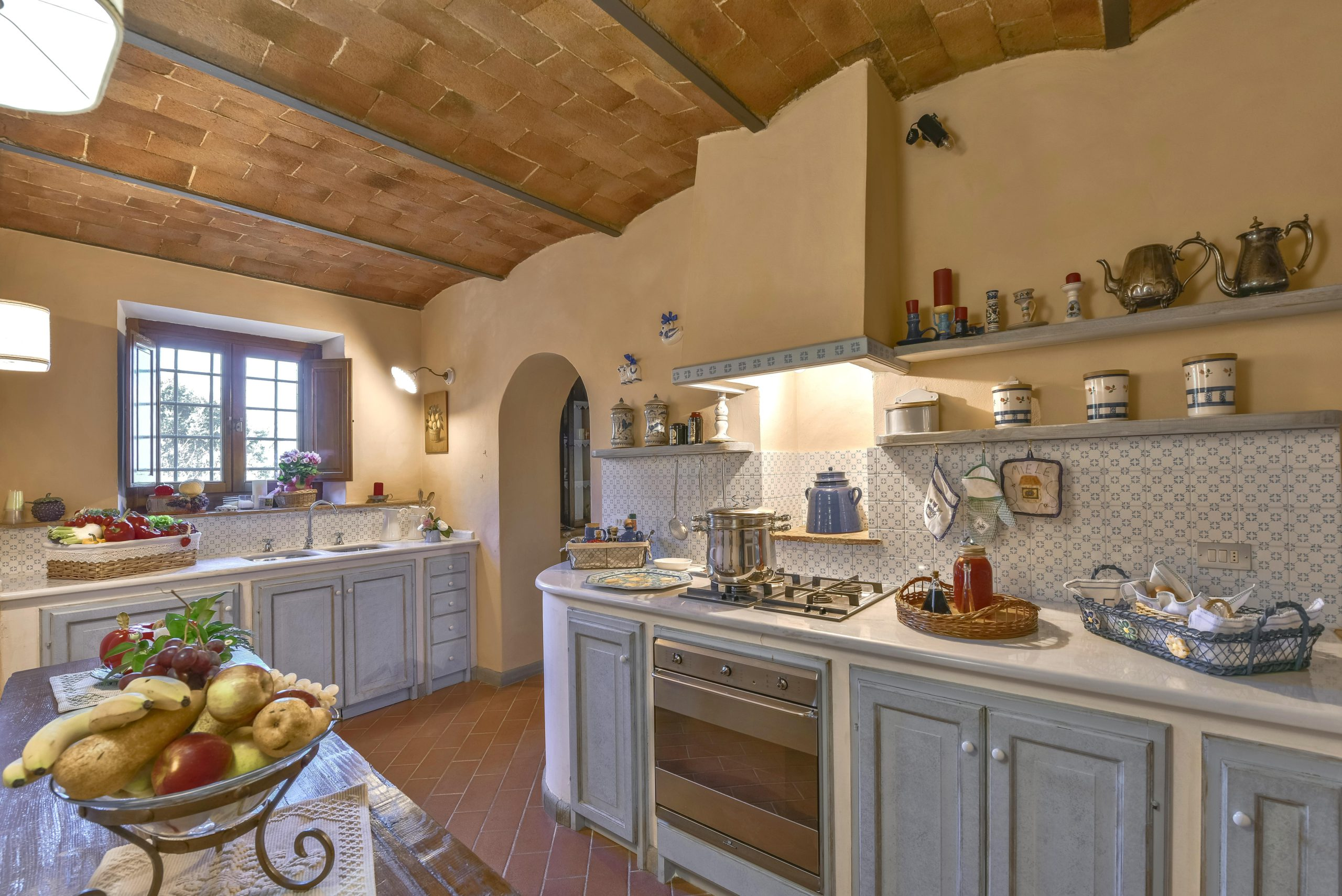 Villa Solaria keuken