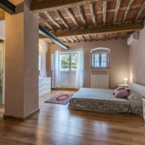 Margherita slaapkamer