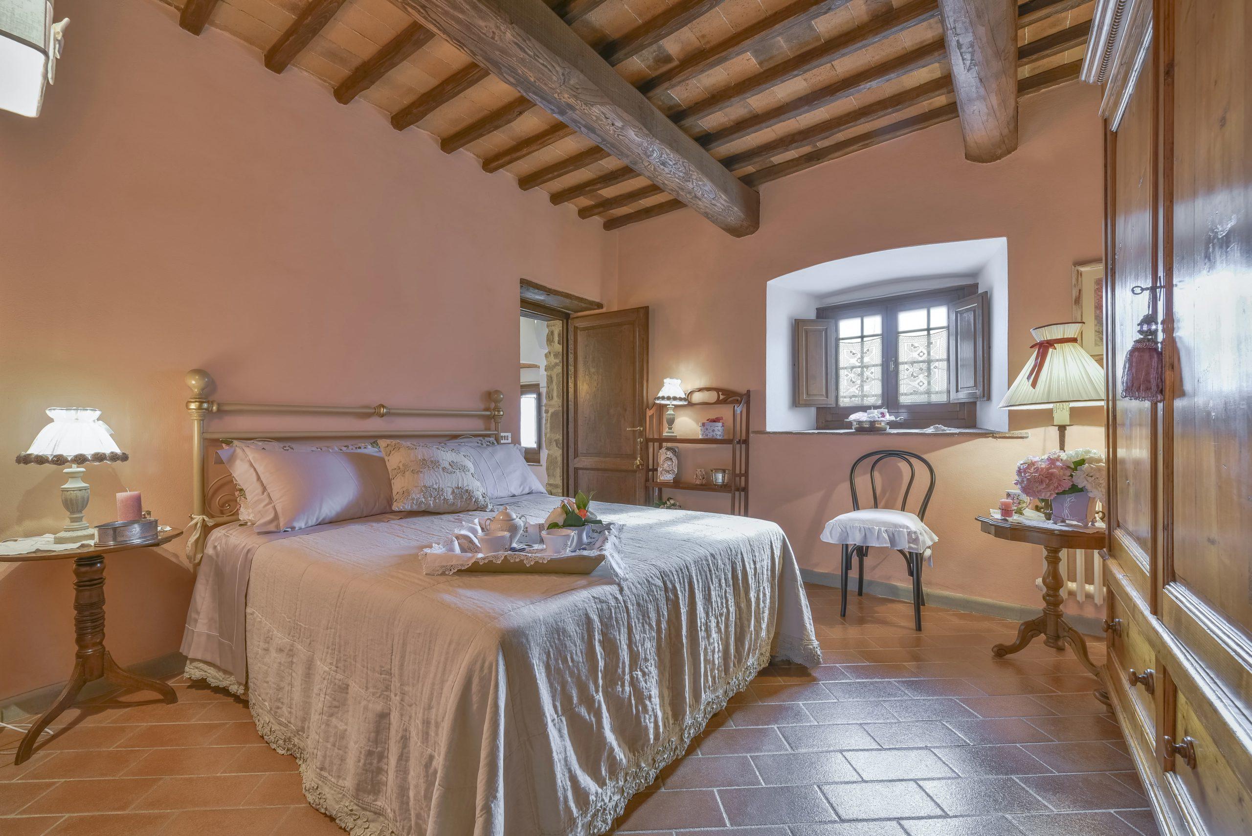 Villa Solaria slaapkamer