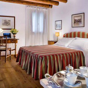 Villa Bencontenta slaapkamer