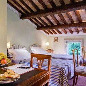 Villa Lieta slaapkamer