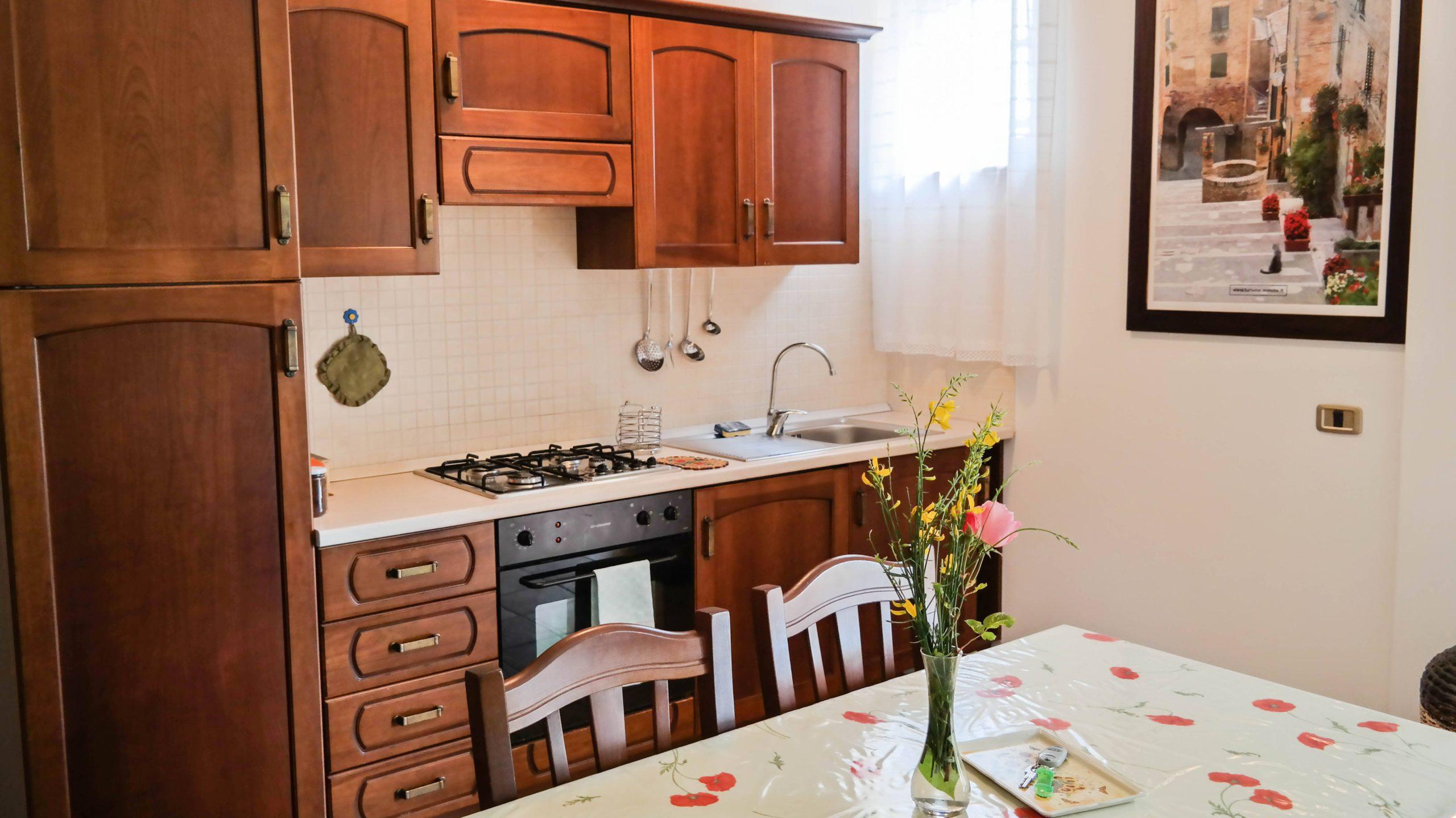 Castrum nr. 2 keuken