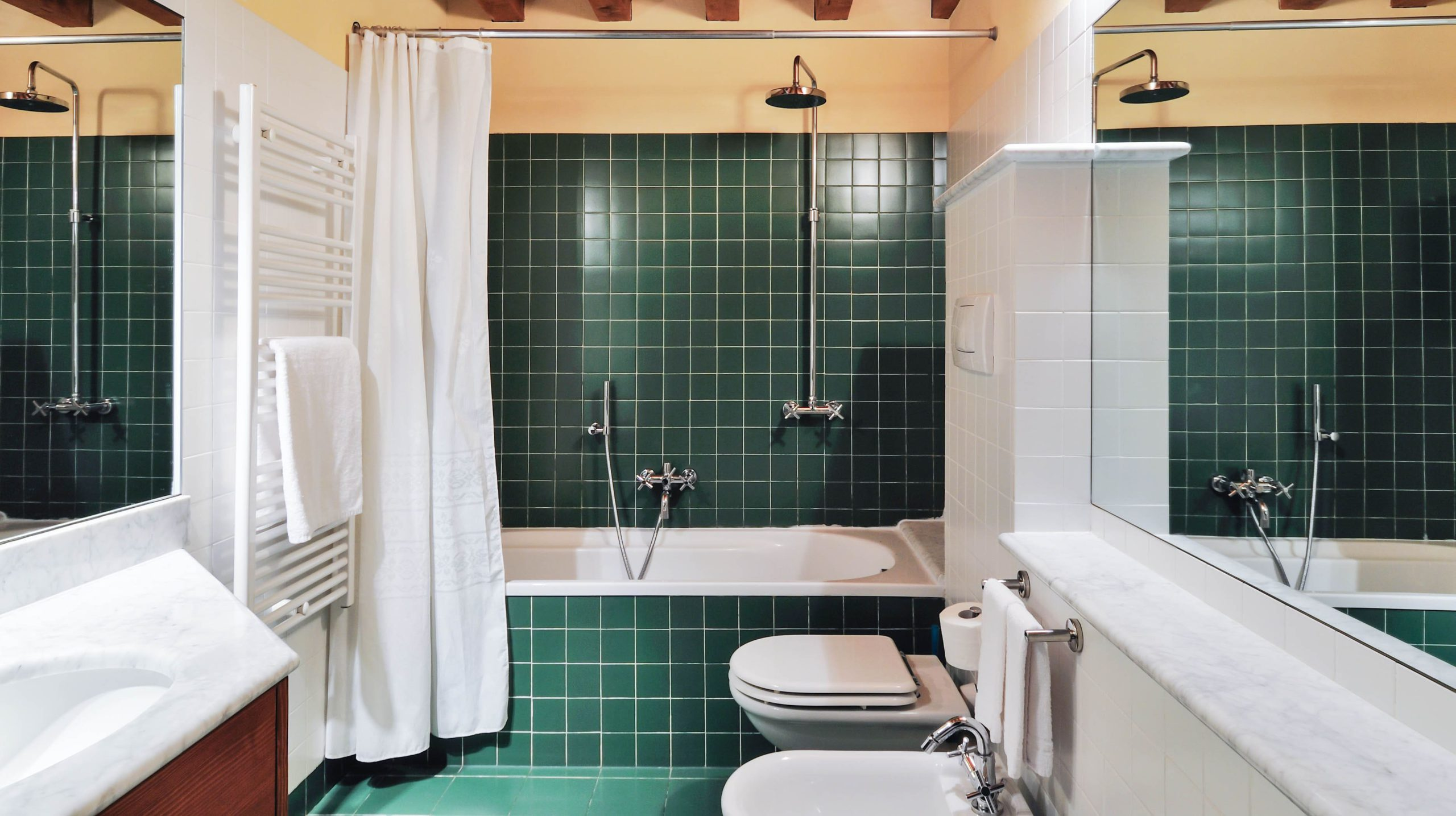 Lilium badkamer