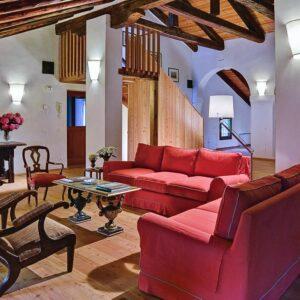 Villa Bencontenta woonkamer