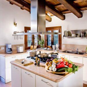 Villa Bencontenta keuken