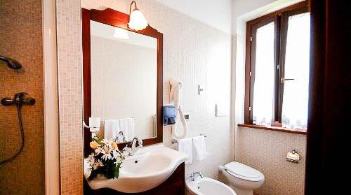 Castrum nr. 4 badkamer
