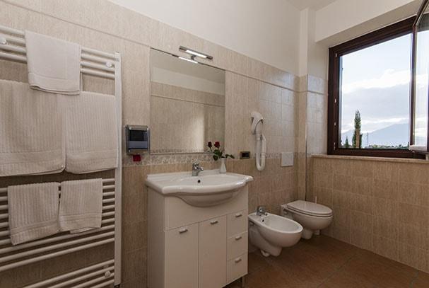 Castrum nr. 7 badkamer