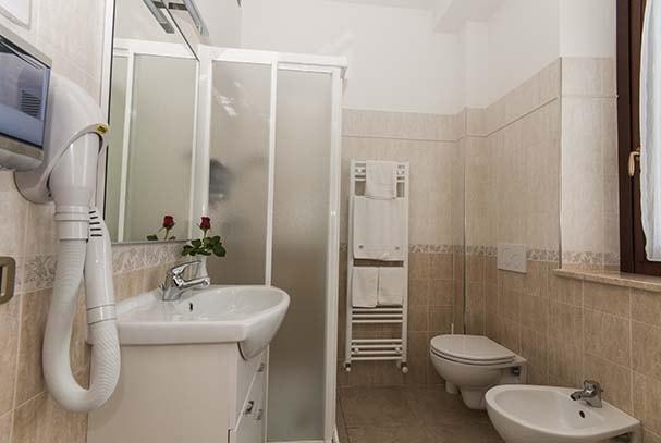 Castrum nr. 9 badkamer