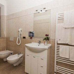 Castrum nr. 10 badkamer