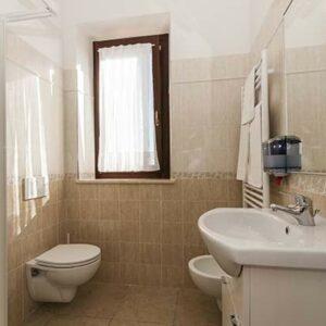 Castrum nr. 12 badkamer