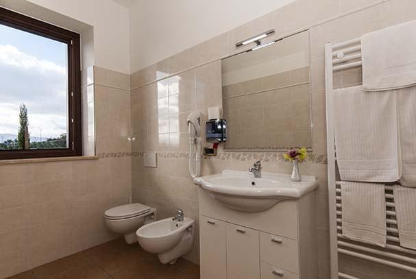 Castrum nr. 6 badkamer