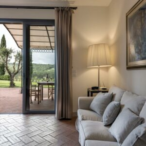 Borgo Iesolana Toscana Olivi