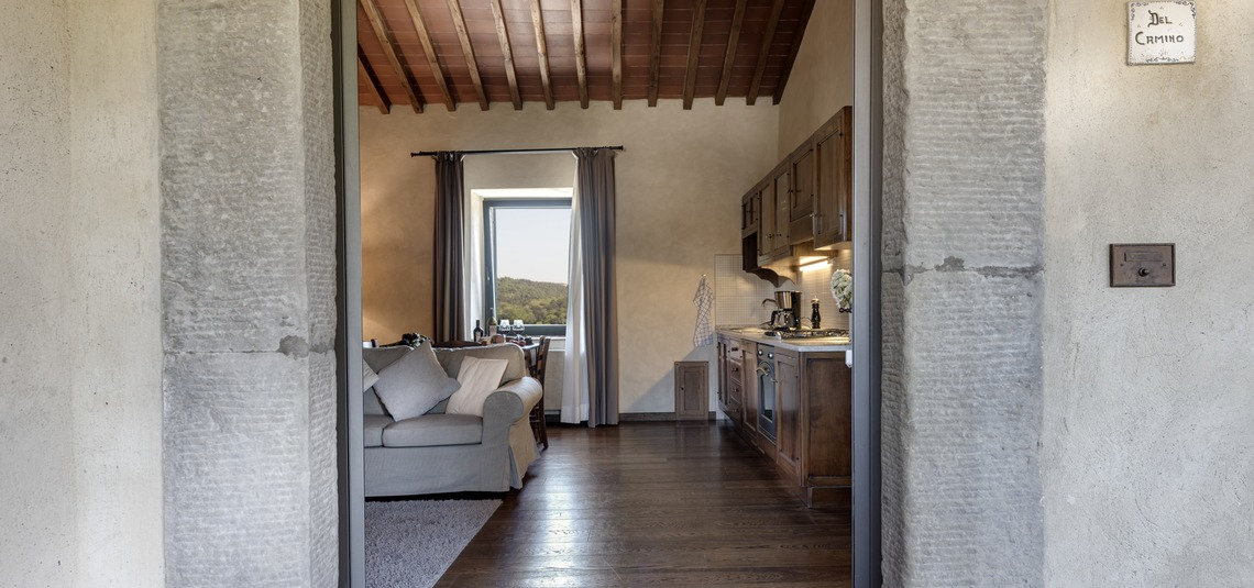 Borgo Iesolana Toscana Camino