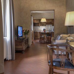 Borgo Iesolana Toscana Loggiato