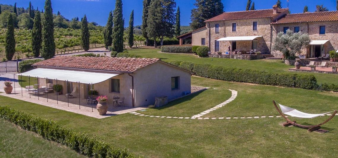 Borgo Iesolana Toscana Villetta