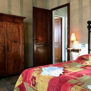 Querciolaia slaapkamer