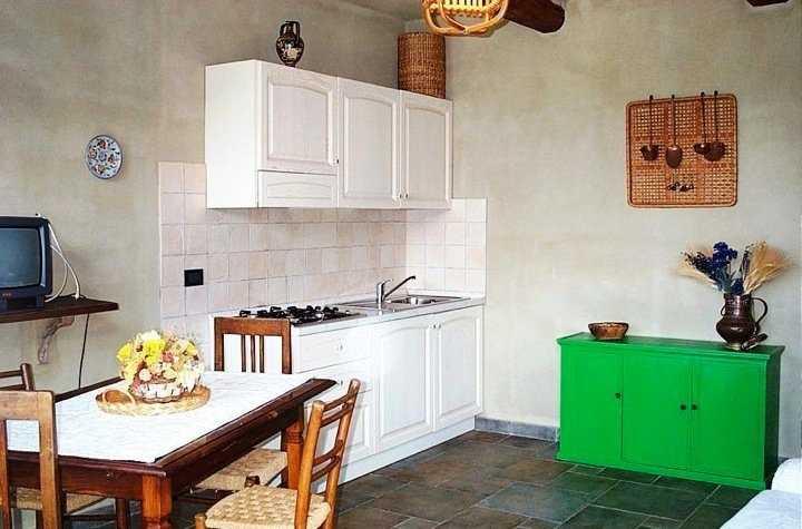 Querciolaia kitchenette