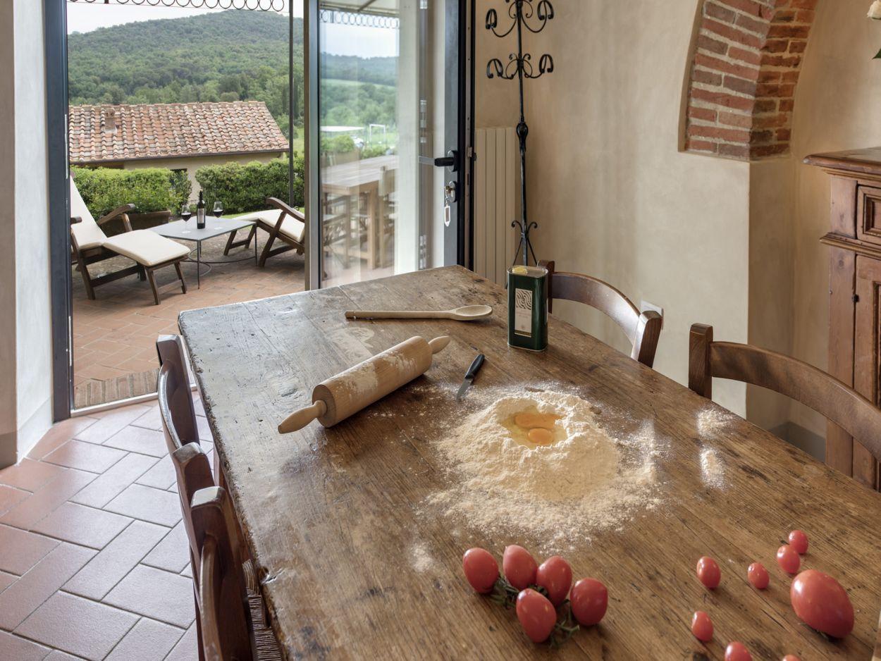 Borgo Iesolana Toscana Tinaia