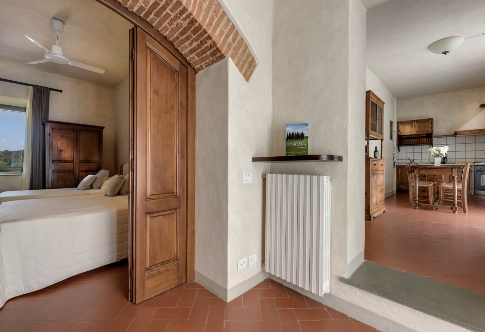 Borgo Iesolana Toscana Archi
