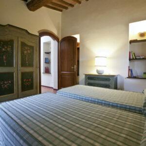 Riserva di Fizzano Toscana Trilocale Giardino plus