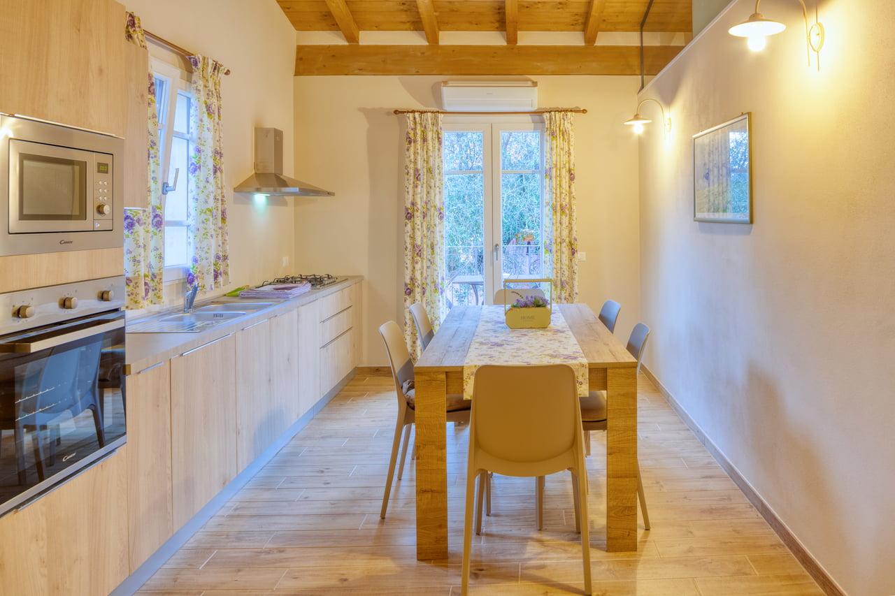 Agriturismo Musso Liguria Casa Ginepro