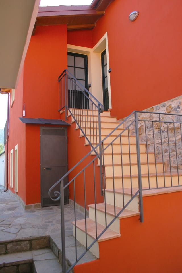 Agriturismo Musso Liguria Casa Salvia