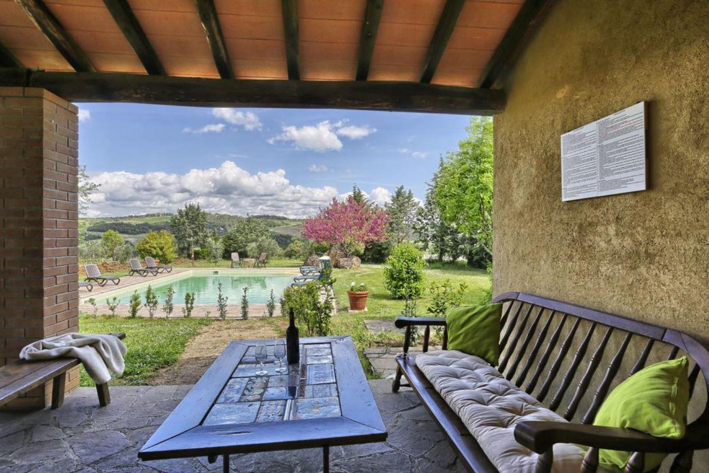 Le Selvole Toscana villa