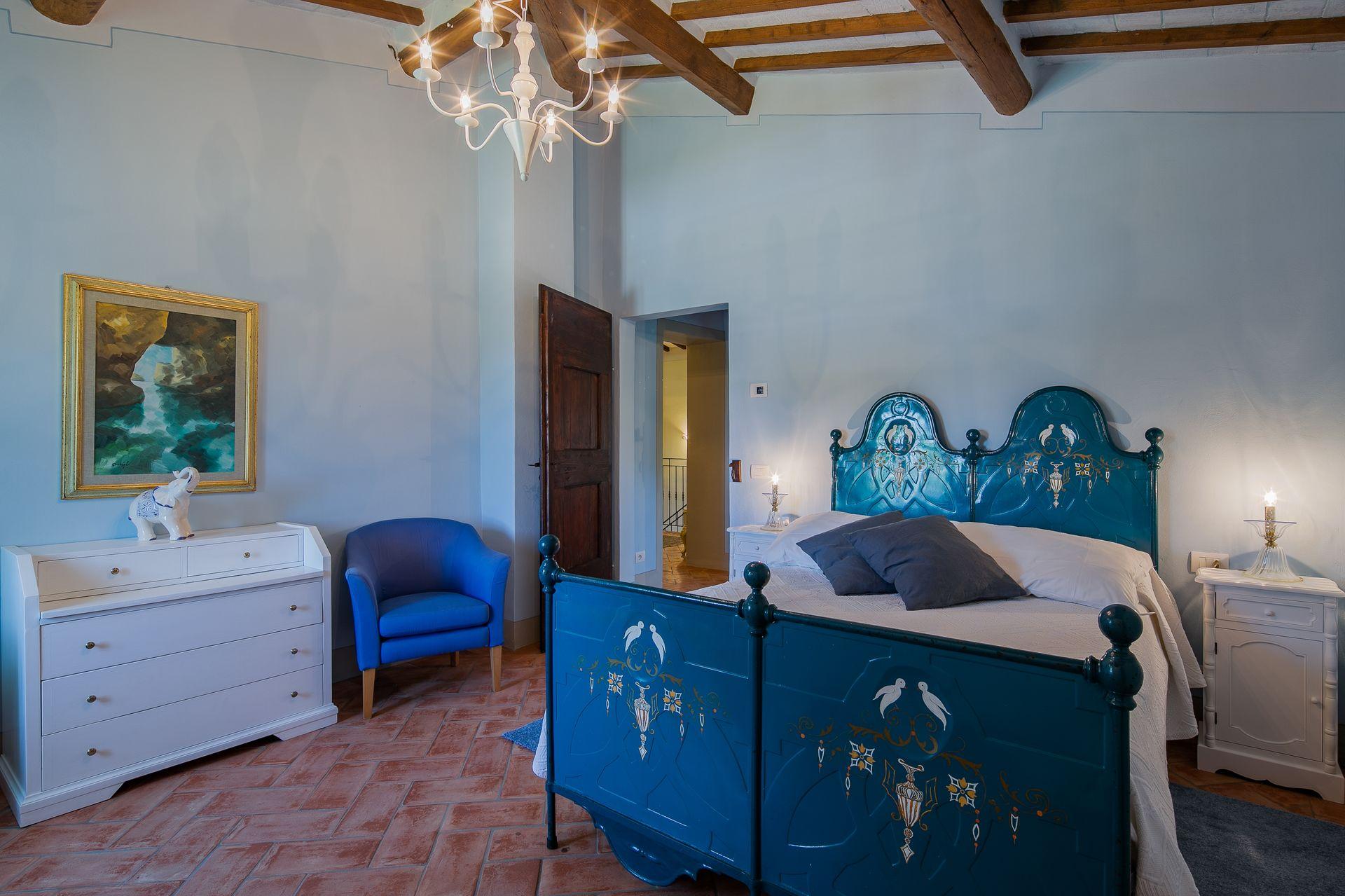 Villa Mezzavia interior